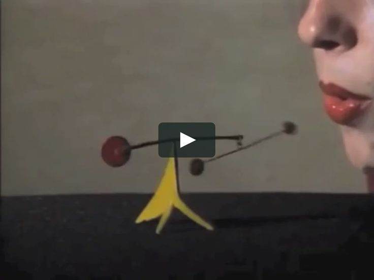 "Enjoy this film short clip featuring some of Alexander Calder's whimsical sculptures. From the 1998 Roger Sherman documentary film ""Alexander Calder""…"