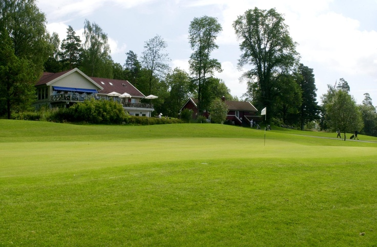 Vestfold Golfklubb, Norway. Played it on a rainy day, but quite liked it...