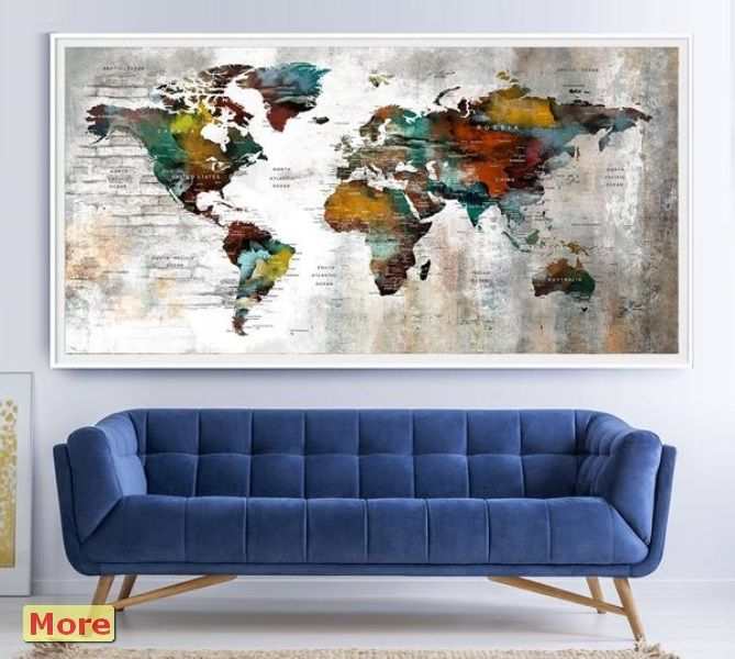 Buddha Print Canvas Art Materials Store Near Me Color Printers On Sale Photo Mural Wallpaper Cheap P Map Wall Art World Map Painting World Map Art