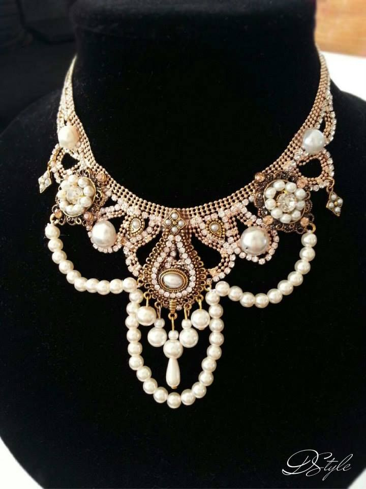 DStyle statement necklace