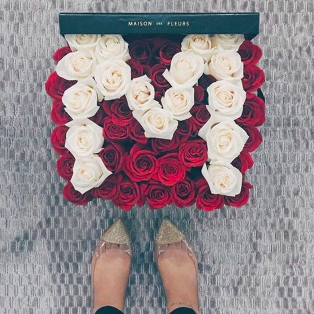 7 Chic Floral Delivery Services For Valentine's Day - Maison des fleurs la