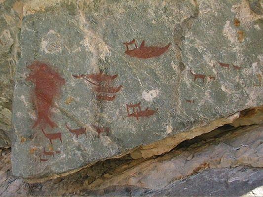 Arte rupestre – Museo Chileno de Arte Precolombino Imaginar - Museo Chileno de Arte Precolombino