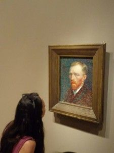 Van Gogh in Chicago