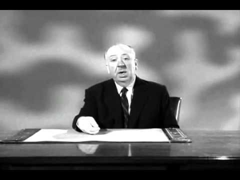 Alfred Hitchcock Presents - Cure for insomnia - YouTube