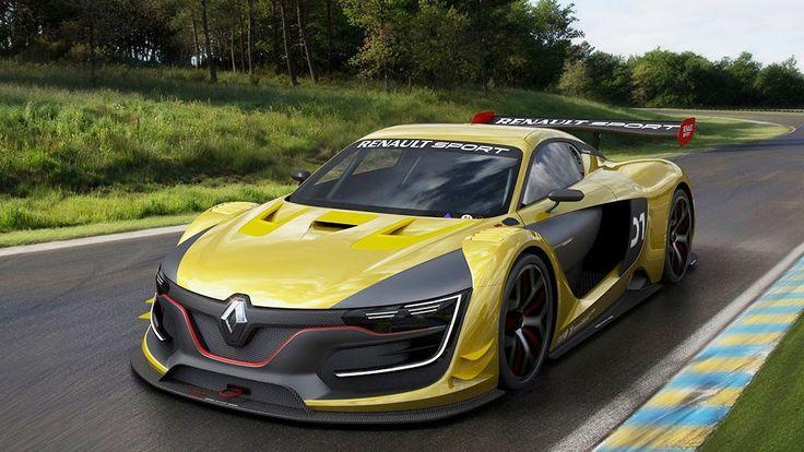 Em 2015 o Renault Sport R.S. 01, um carro de corrida com o motor V6 de 3,8 litros e 550 cv do Nissan GT-R, vai começar a competir. Mas como ele foi feito? Assista ao vídeo no FlatOut e descubra!