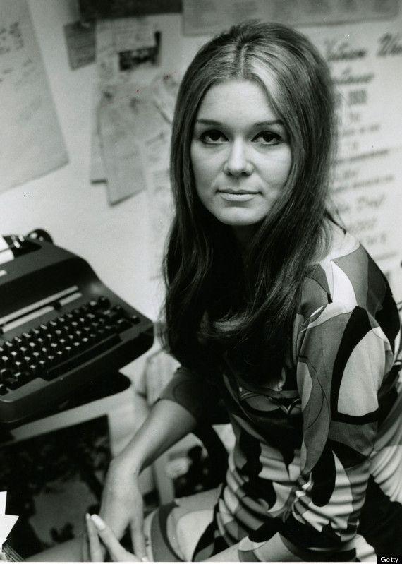 Happy birthday Gloria Steinem! Here are 23 ways Gloria Steinem taught us to be better women