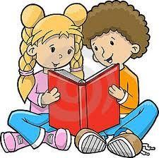 Lo importante que es que los niños tengan el hábito de lectura desde pequeños como si fuera un juego más, que les guste.