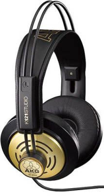 Studio - Semi Open Headphones - Long & McQuade AKG
