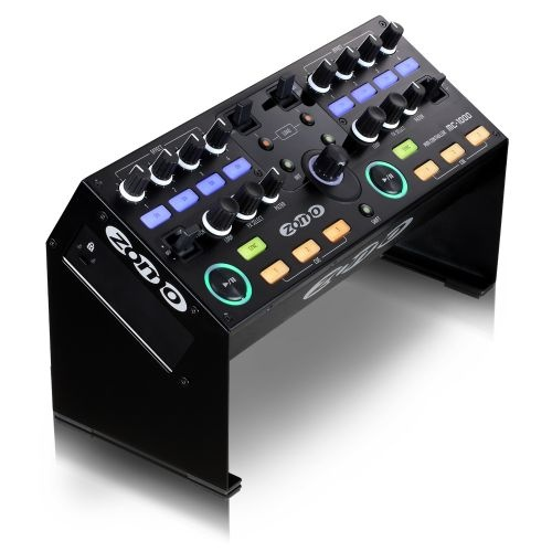 The Zomo MC-1000 controller is the perfect complement to any professional DJ set-up and acts as a comprehensive remote control for Virtual DJ as well as for Traktor Duo/Pro 2 from Native Instruments. Naturally, the Zomo MC-1000 integrates perfectly with earlier Traktor versions, as in all common MIDI-capable DJ software. A perfectly synchronized version of Virtual DJ LE as well as configuration files for Virtual DJ Pro and Traktor 2 is coming with this package. http://www.recordcase.de