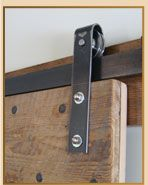 barn door hardware-buy it here to turn any door into a sliding barn door