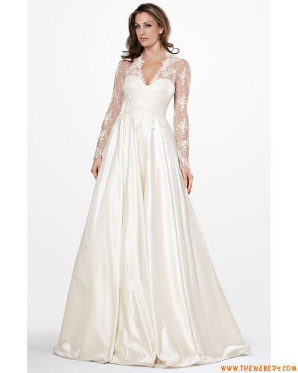 abiti da sposa stile greco impero manica lunga - Cerca con Google
