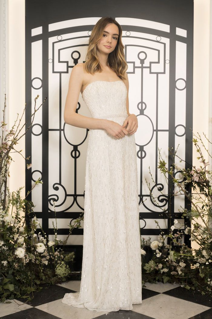 e149933a6b28 Take a look at the Jenny Packham 2020 Bridal Collection