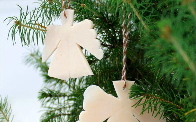 DIY Julepynt; Engle og søde figurer af FIMO og Cernit