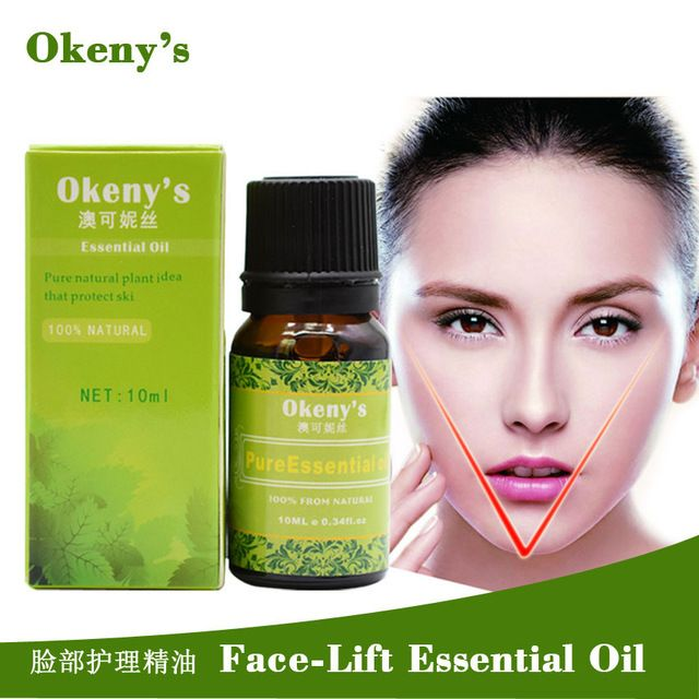 Face Slimming Oil Instant Face Lift Firming Serum Slimming Oil Face Care Anti-wrinkle Whitening Moisturizing Slimming Product