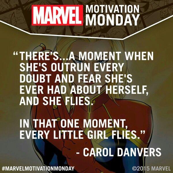 Marvel Motivation Monday
