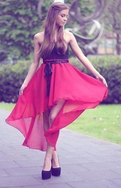 como hace un vestido de cola de pato02