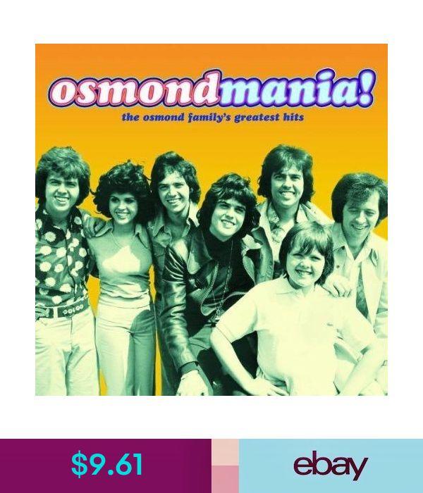 mu osmond familys greatest - 600×700