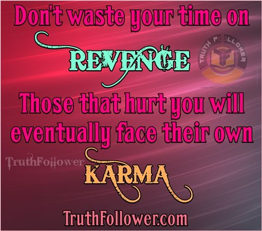 17 Best Quotes On Karma On Pinterest