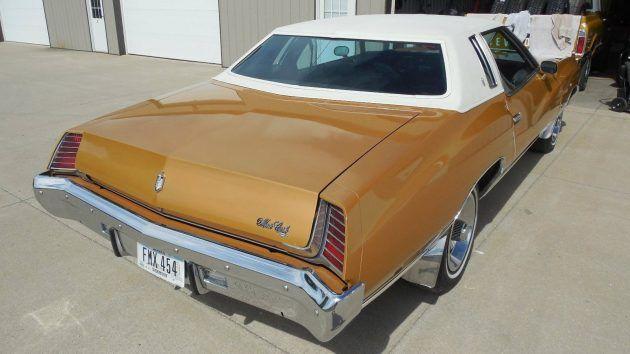 Super Clean Restovivor: 1973 Chevrolet Monte Carlo