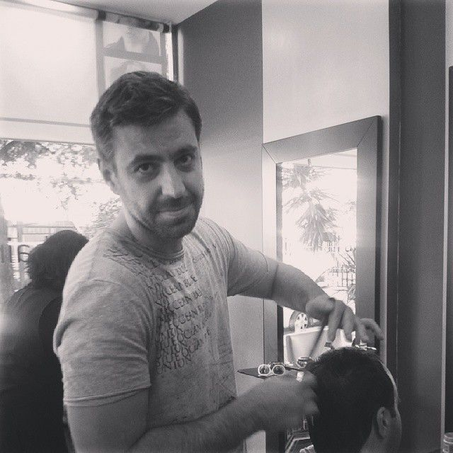 #Romylos #mens #haircut