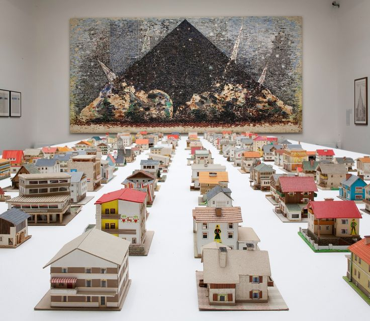 The 387 Houses Of Peter Fritz At The 2013 Venice Biennale - Architizer..