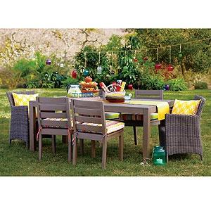Laguna Dining Table $800. Outdoor Dining TablesWorld MarketOutdoor Furniture Backyard