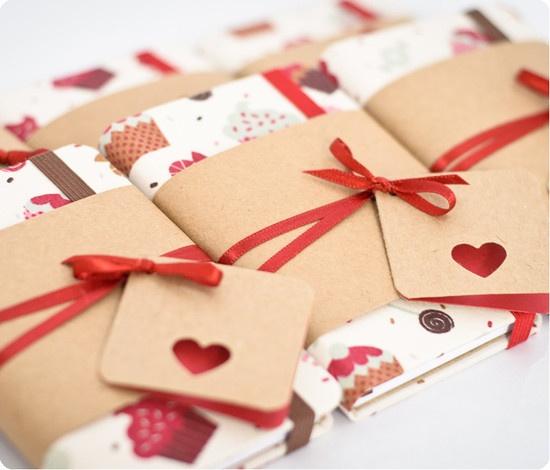 Mini caderno lembrancinha - 10 unidades - Malagueta Craft