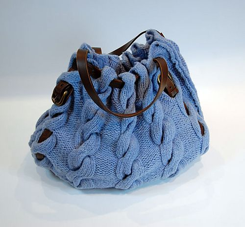 Americo Cable Bag pattern by Americo Original