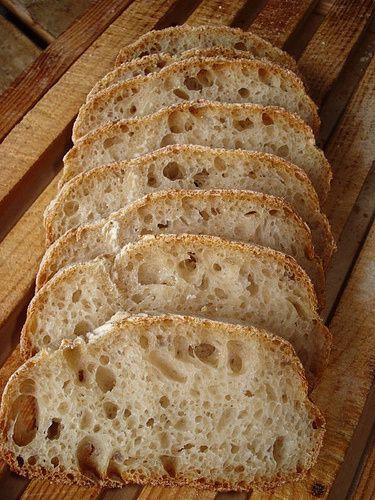 panificazione - 6 - il pane senza impasto