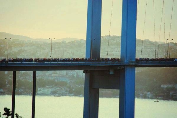 yesterday in istanbul!