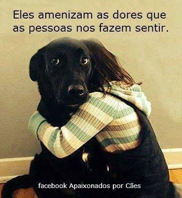 Certas pessoas fazem-nos chorar e sofrer... os animais não!... ;-) Só quando adoecem e/ou partem deste mundo... :-/