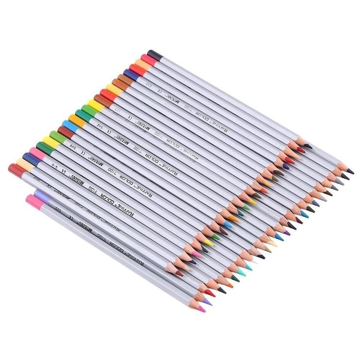 40 best Pencils images on Pinterest Colouring pencils, Crayons - colored writing paper