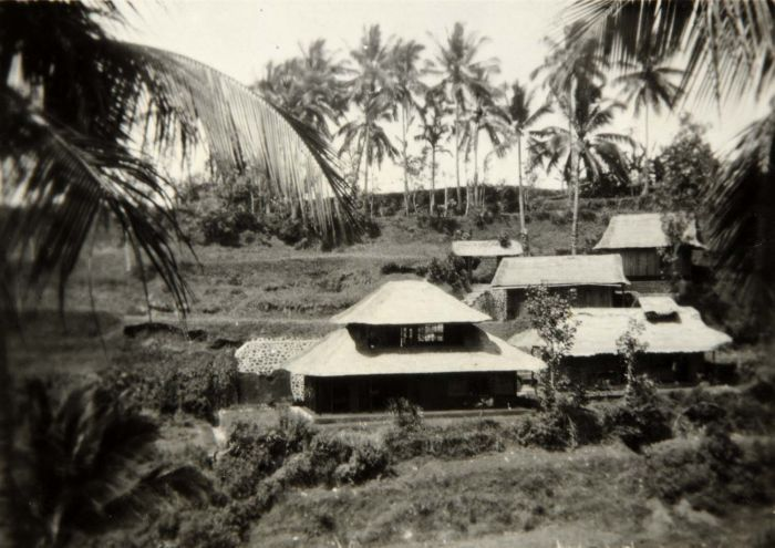 Walter Spies - his house in Ubud, Bali