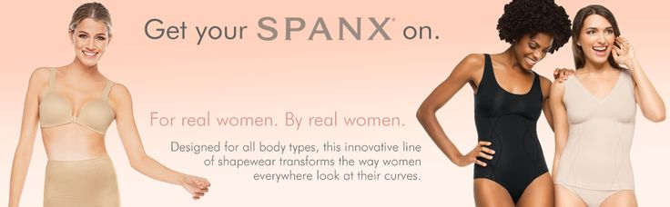 SPANX® by Sara Blakely   something special every day