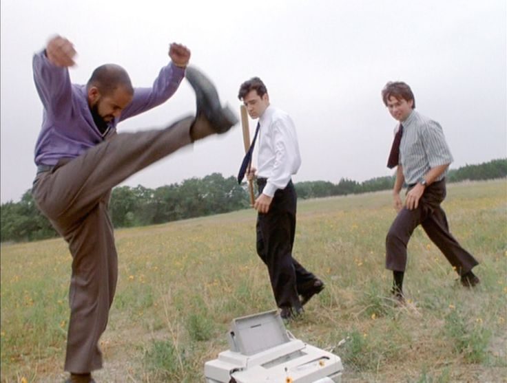 Office Space Computer