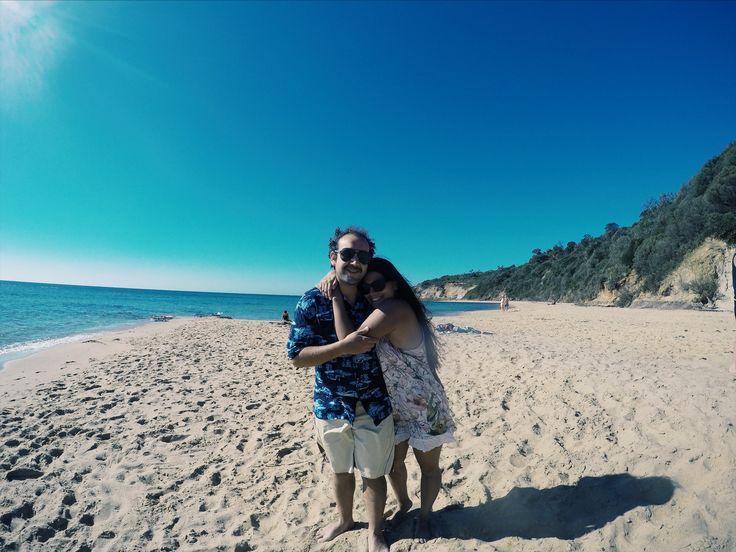 Private Beach, Mornington, Melbourne