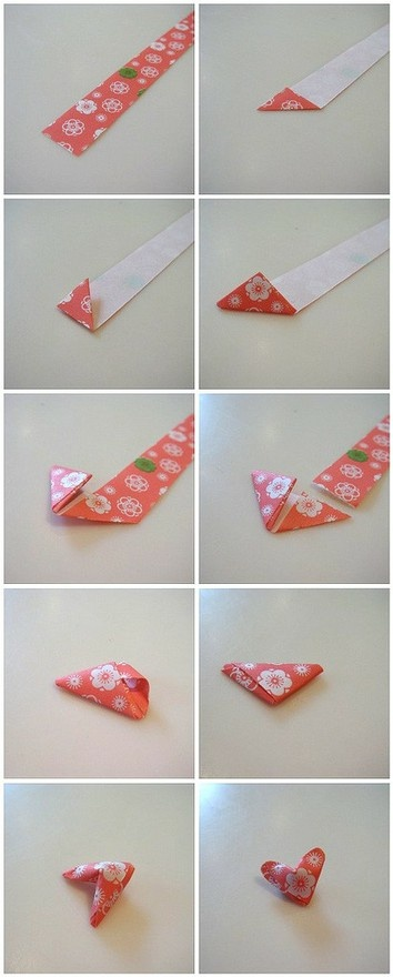 1000+ images about paper strip stars on Pinterest | Lucky ... - photo#35