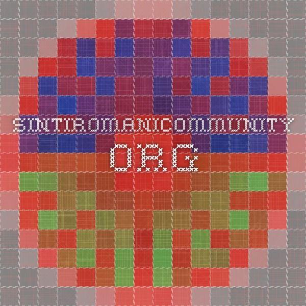 sintiromanicommunity.org