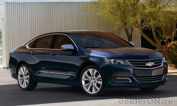 Chevrolet обновит ключевые автомобили в 2015 году | Новости автомира на dealerON.ru