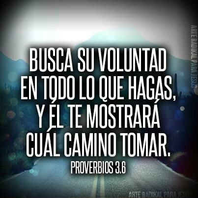 Proverbios 3.6