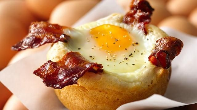 Bacon and Egg Savory Cupcakes Recipe- super easy recipe!Eggs Savory, Fun Recipe, Cupcakes Recipe, Bacon Egg, Breakfast Bites, Eggs Cups, Breakfast Cupcakes, Eggs Cupcakes, Savory Cupcakes