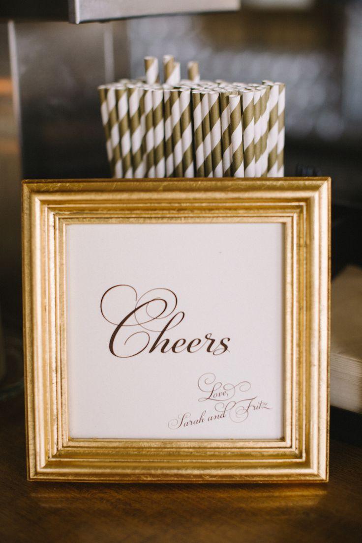 Summer Destination Wedding With Rocky Mountain Views In Aspen CO Gold FramesWedding SignsWedding