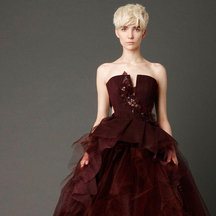robe demoiselle dhonneur, robe de cocktail du style dautomne