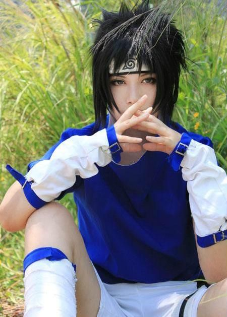 Naruto best cosplay Sasuke Greatest anime online manga tv streaming legal gratuit