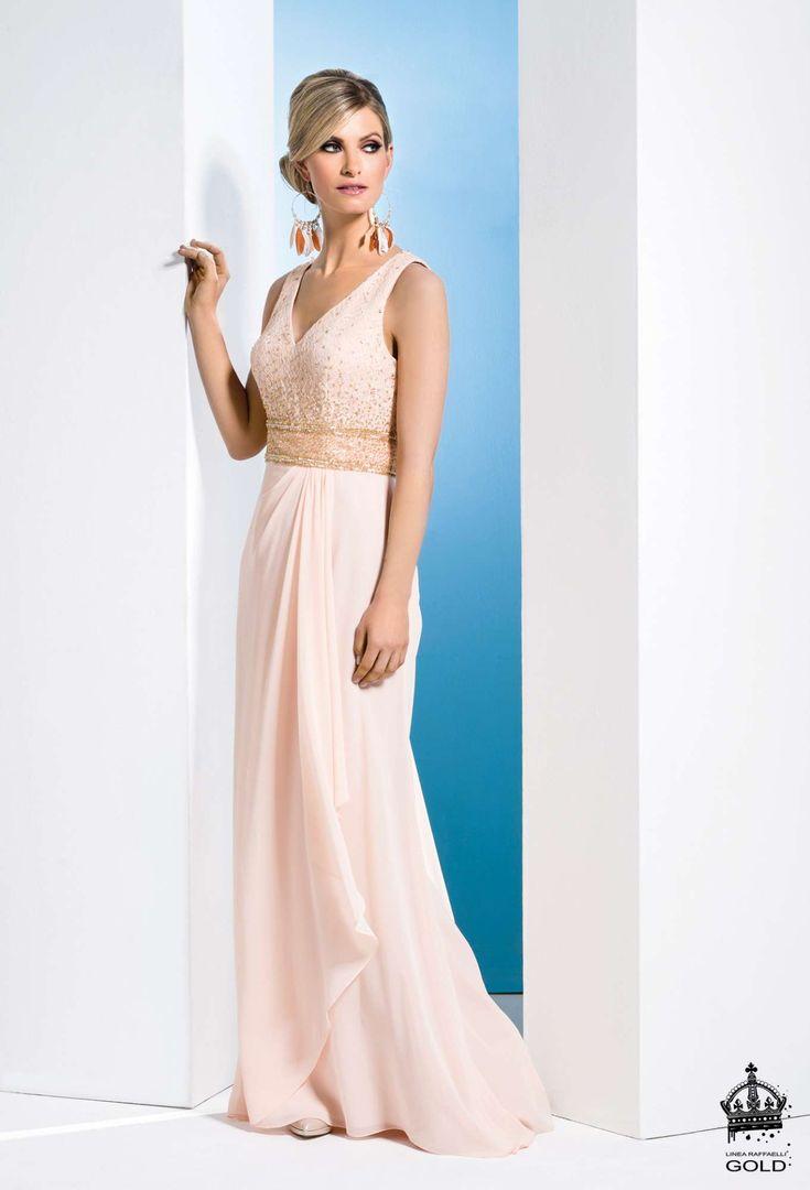 Linea Raffaelli dress 171-529-01 set 402, resort collection 2018