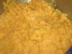 Verboten gut ⚠: Quittenkompott mit Orangensaft & Vanille