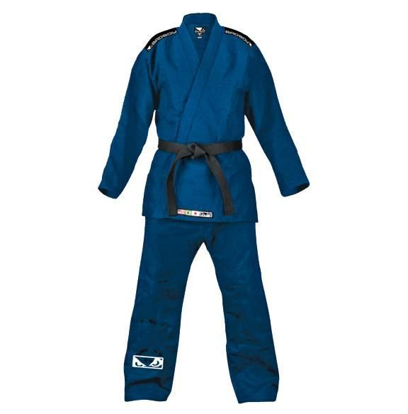 Bad Boy - Standard Jiu Jitsu Gi - Blue
