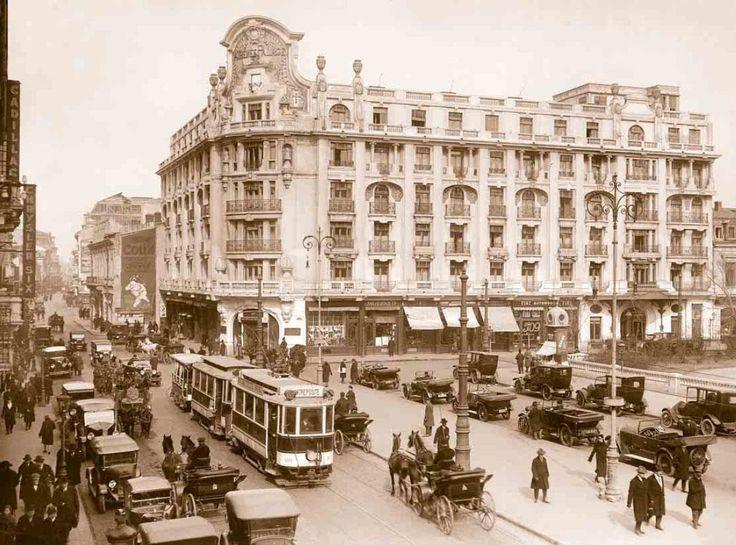 """Old Bucharest """"Little Paris"""""""