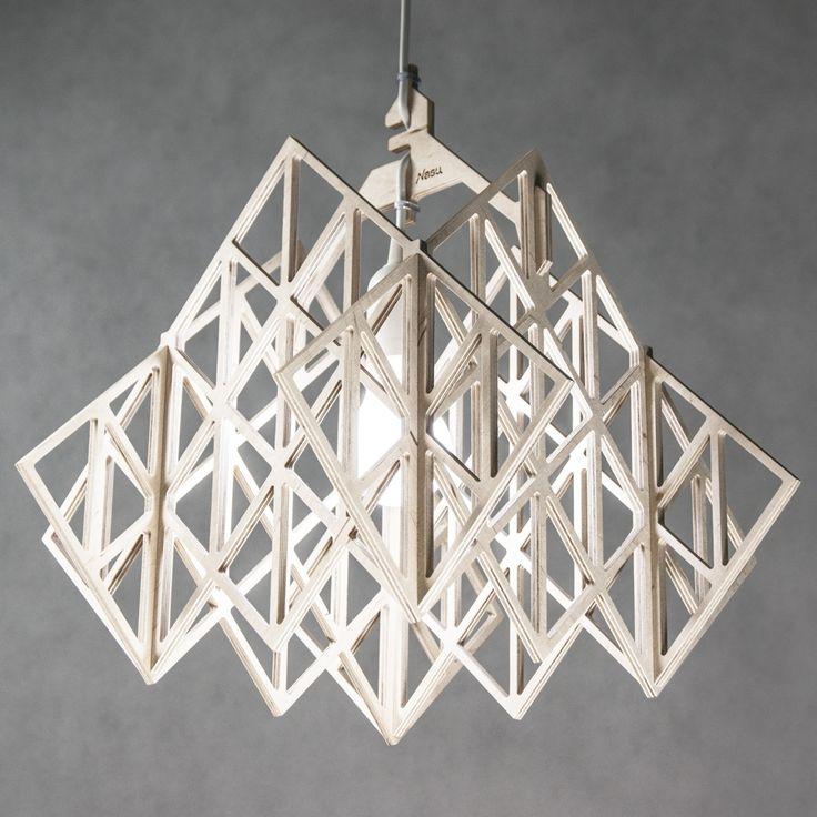 Lampa Takamała Himmeli marki Nasu #ladnerzeczy #targirzeczyladnych #ladnerzeczydziejasiewinternecie #polishdesign #design