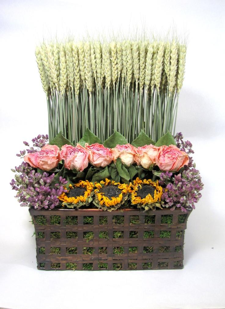 55 best images about dried floral arrangements on. Black Bedroom Furniture Sets. Home Design Ideas